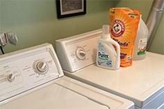 Feriebolig vaskemaskine